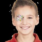 Protetor Ocular Infantil