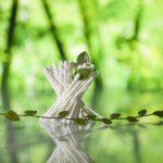 Haste Flexível Ecológica